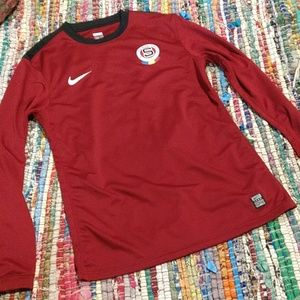 Nike AC Sparta Prague Football Club  Shirt